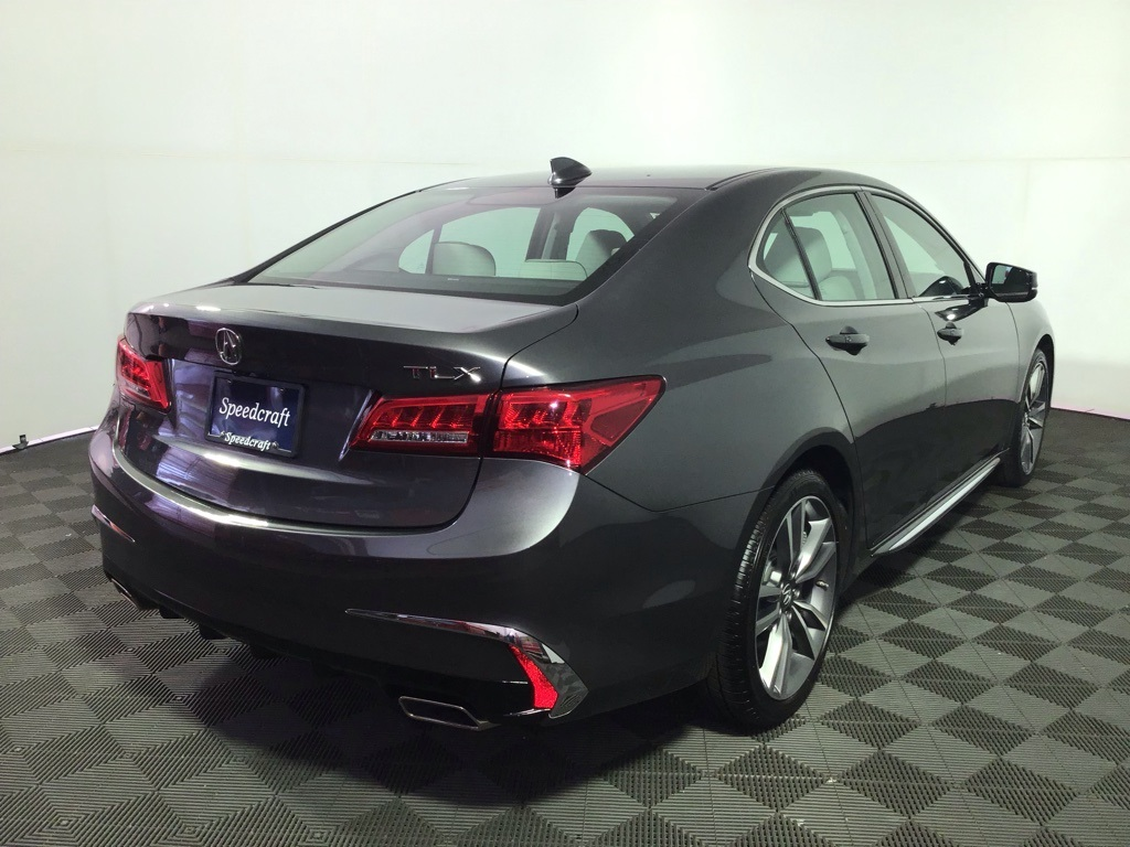 Certified Pre-Owned 2019 Acura TLX 3.5 V-6 9-AT P-AWS with Technology Package