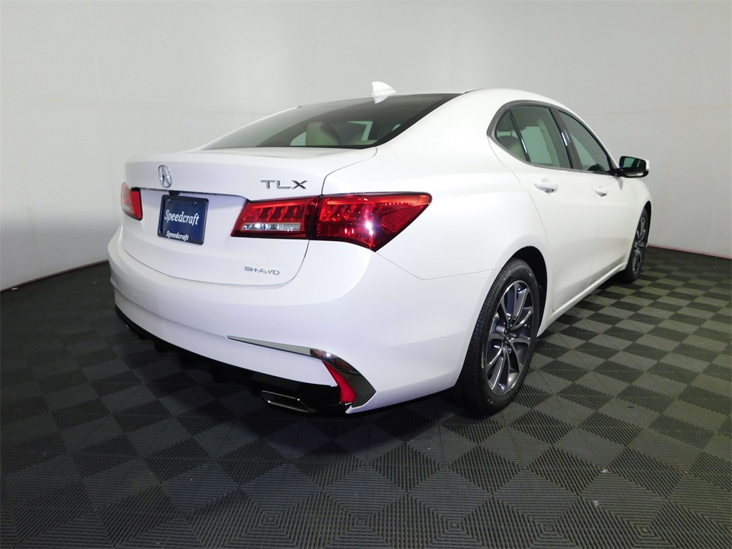 New 2020 Acura TLX V-6 SH-AWD