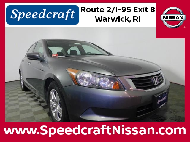 Pre-Owned 2009 Honda Accord LX-P