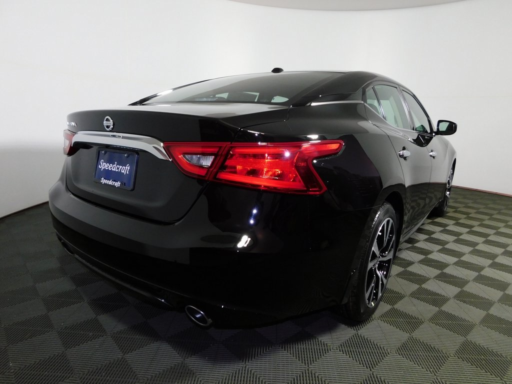 Pre-Owned 2018 Nissan Maxima 3.5 S