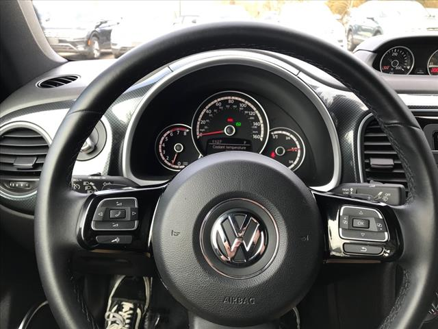 Pre-Owned 2013 Volkswagen Beetle Convertible Turbo PZEV