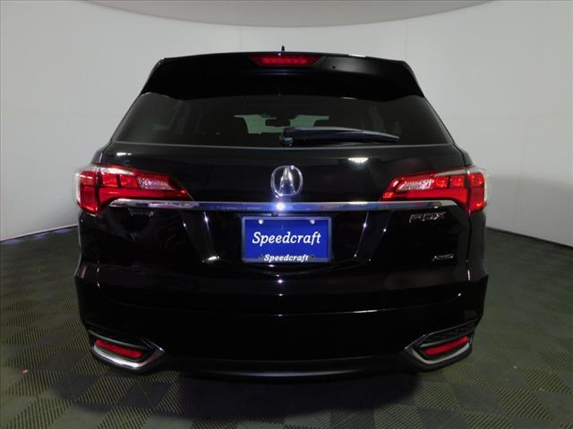 Pre-Owned 2017 Acura RDX Technology & AcuraWatch Plus Packag
