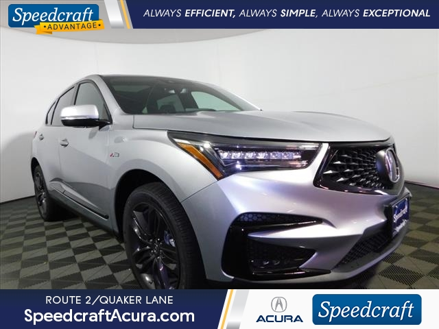 New 2019 Acura Rdx Sh Awd With A Spec Package Sh Awd 4dr Suv W A