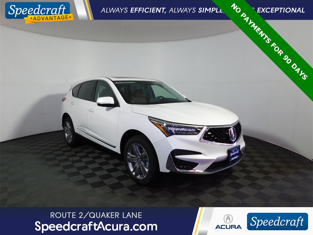 New 2020 Acura RDX Advance Package