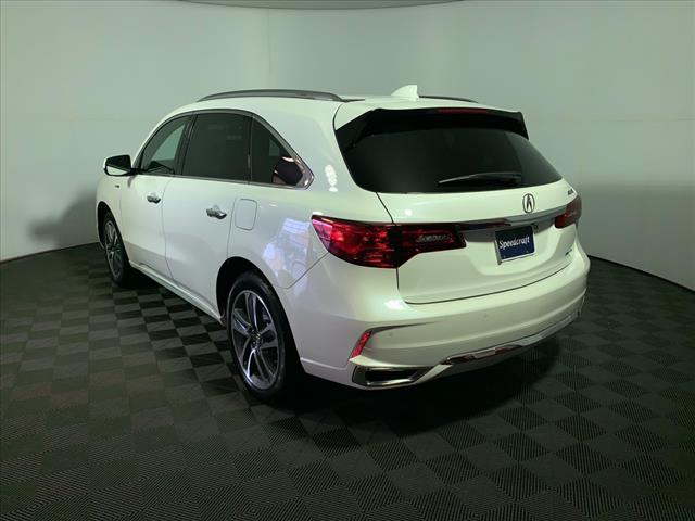 New 2019 Acura MDX Sport Hybrid SH-AWD with Advance Package