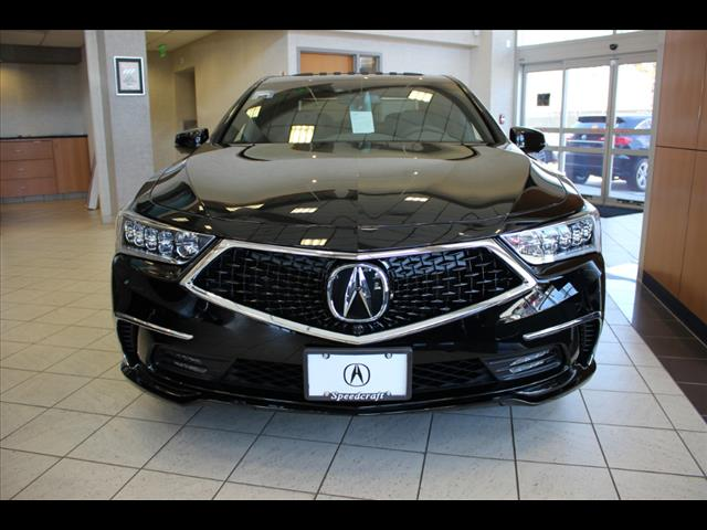New 2018 Acura RLX Sport Hybrid SH-AWD with Advance Package