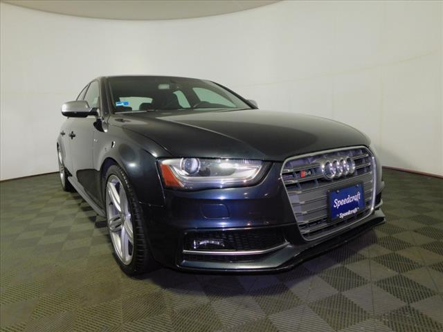 Pre-Owned 2013 Audi S4 3.0T quattro Premium Plus