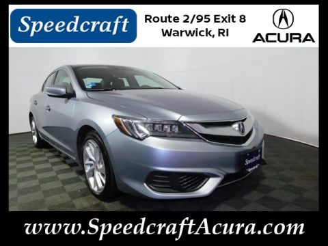 Certified Pre-Owned 2016 Acura ILX with Technology Plus Package