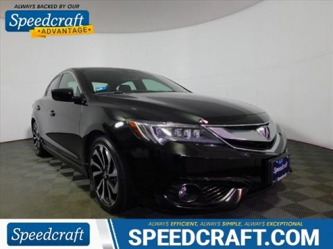 Certified Pre-Owned 2016 Acura ILX with Technology Plus and A-SPEC Package