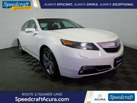 Pre-Owned 2013 Acura TL SH-AWD