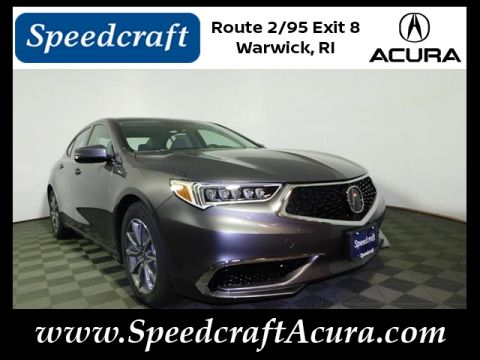 New 2019 Acura TLX 2.4 8 DCT P AWS With Technology Package