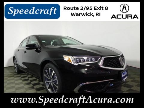 New 2019 Acura TLX 3.5 V 6 9 AT SH AWD