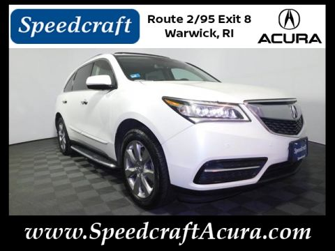 Pre-Owned 2015 Acura MDX SH-AWD w/Advance w/RES