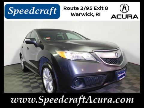 Pre Owned 2014 Acura RDX Base