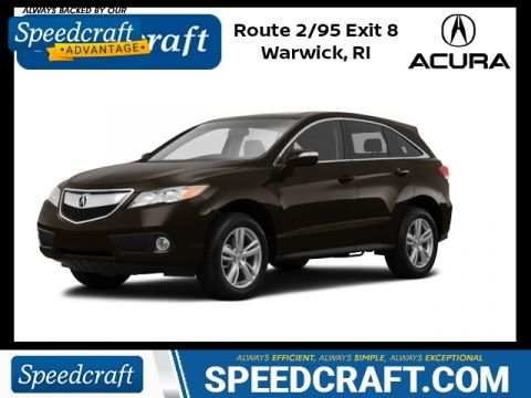 Pre-Owned 2015 Acura RDX w/Tech