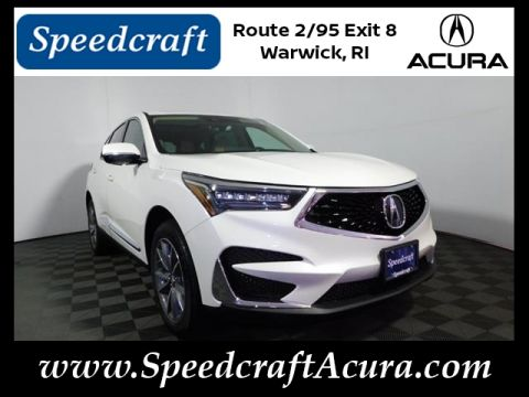 New Acura Rdx In West Warwick Speedcraft Acura