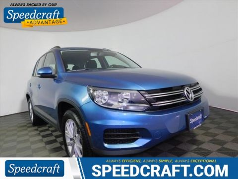 Pre-Owned 2018 Volkswagen Tiguan Limited 2.0T 4Motion